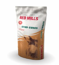 Red Mills Stud Cubes 25kg