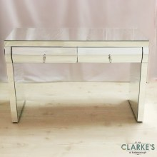 Riflessione Luxury Mirrored Console Table with Drawers