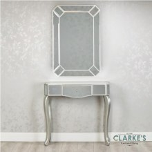 Reflection Console Table & Mirror Set