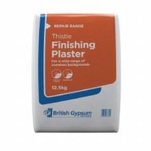 Thistle Finishing Plaster 12.5kg