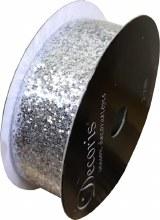 Ribbon Sparkly Silver 2.3x270c