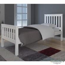 Rio 3ft Bed Frame White