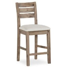 Rockhampton solid acacia bar stool
