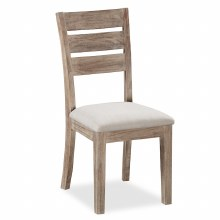 Rockhampton solid acacia dining chair