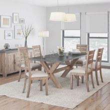 Rockhampton Dining Set. Table & 6 Chairs