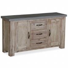 Rockhampton solid acacia large sideboard