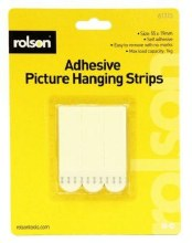 Rolson Picture Hanging Strips