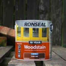Ronseal Dark Oak Stain