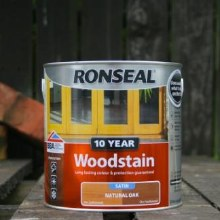 Ronseal Natural Oak Stain
