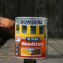 Ronseal Oak Woodstain