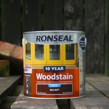 Ronseal 2.5lt Woodstain Teak
