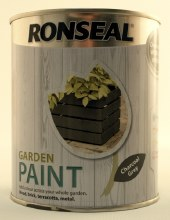 Ronseal 750ml Charcoal Grey