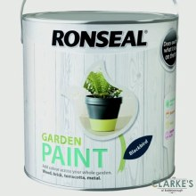 Ronseal Garden Paint Blackbird 250ml