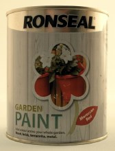 Ronseal 750ml Moroccan Red