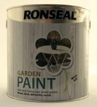 Ronseal 2.5lt White Ash