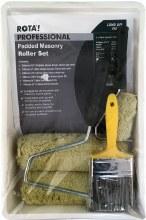Rota Padded Masonry Roller Kit