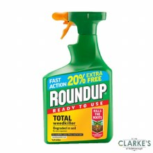 Roundup Fast Action Ready to Use Weedkiller 1.2 Litre