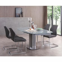 Rowan grey dining set