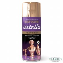 Rust-Oleum Metallic Spray Paint Bright Copper 400 ml