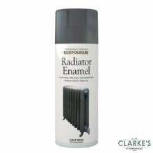 Rust-Oleum Radiator Enamel Spray Paint Cast Iron 400 ml