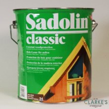 Sadolin Classic Woodstain African Walnut 5 Litre