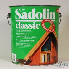 Sadolin Classic Woodstain Walnut 5 Litre