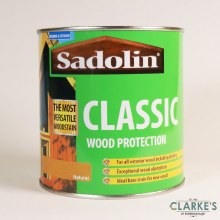Sadolin Classic Woodstain Natural 1 Litre
