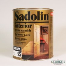 Sadolin Interior Varnish 95 Gloss 1 Litre
