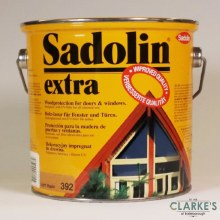 Sadolin Extra Woodstain 392 Light Maple 2.5 Litre
