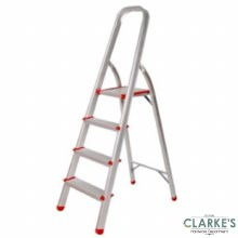 Safeline Aluminium 4 Step Ladder