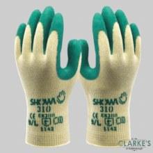 SafeLine Green Grip Gloves Size Extra Large