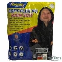 SafeLine Flexotane Rain Suit Size M