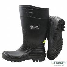 Safeline Wellies S5 Steel Toe Cap and Midsole Size 8