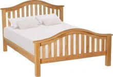 Salisbury Oak classic 4ft6 bed frame