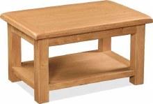 Salisbury Oak Small Coffee Table