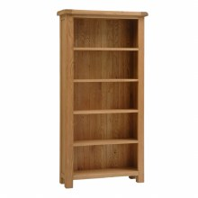 Salisbury Oak Large Bookcase