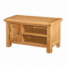 Salisbury Oak Small TV Unit
