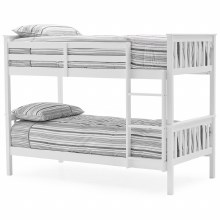 Salix Bunk Bed White