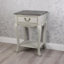 Sarah Lamp Table with Drawer