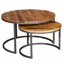Savannah Coffee Table Set of 2