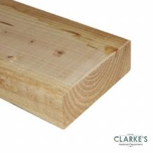 """Timber 6x2"""" 16ft (4.8 Metre)"""