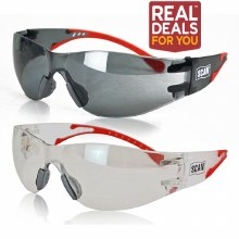 Scan Safety Glasses Twin Pack
