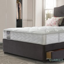Sealy Wool Support 4ft6 Mattress