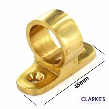 Brass Sash Eye 45mm