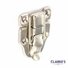 Chrome Case Clip 60mm
