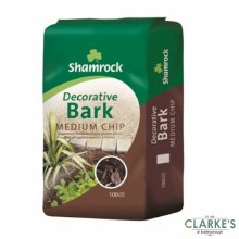 Shamrock Medium Chip Decorative Bark