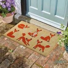 Six Vixens Decoir Door Mat 45x75cm