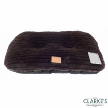 Small Pet Cushion Brown