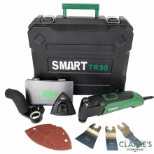 Smart TR30 Tradesman 300W Multi-Tool with Accessories