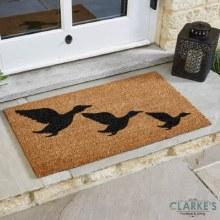 Flying Geese - Outdoor Decoir Door Mat 75 x 45cm